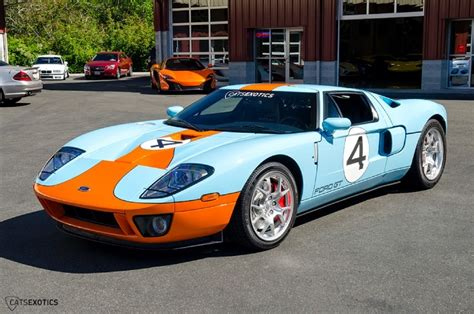 2006 ford gt heritage edition for sale at 374 888 gtspirit