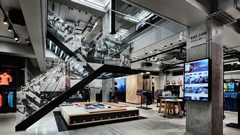 Nike Brings First Running Concept Store To Tokyo  Nike News