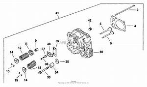 Kohler Cv12 5 1278 John Deere 12 5 Hp Parts Diagram For Head  Valve  Breather  Cont    Tp