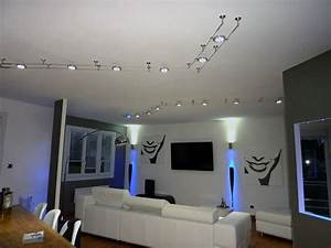 Plug in track lighting for living room all about house for Track lighting in living room