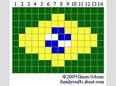 Флаг из бисера Схемы 50ти флагов Ручная работа и