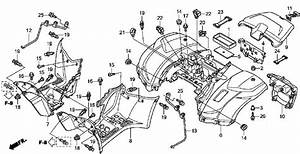 2001 Honda Rancher Wiring Diagram