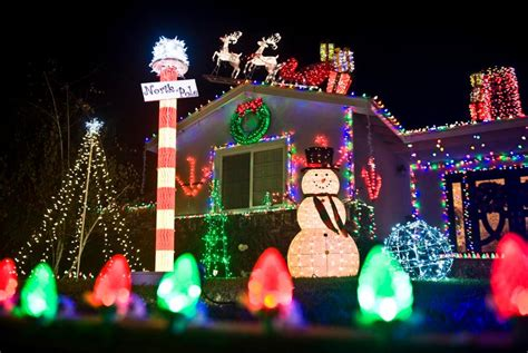 best chrsitmas lighting on east side photos the best places to see lights in orange county orange county register