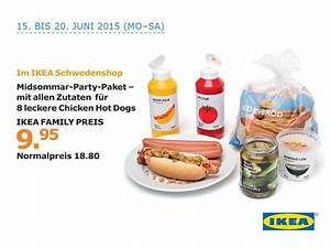 Hot Dog Set Ikea : ikea schweiz on twitter yeah extra f r midsommar kommt das hotdog party paket mit allen ~ Watch28wear.com Haus und Dekorationen