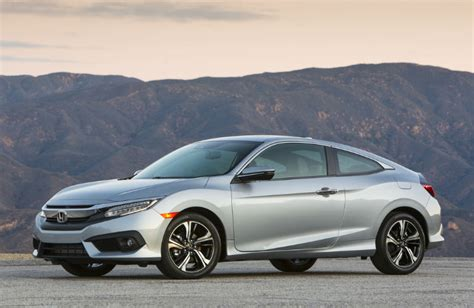 2017 Honda Civic Coupe Configurations by 2017 Civic Coupe Silver O Meridian Honda