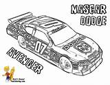 Coloring Nascar Pages Race Cars Racing Dodge Avenger Track Force Logano Joey Koenigsegg Association National Yescoloring Peter Sports Popular sketch template