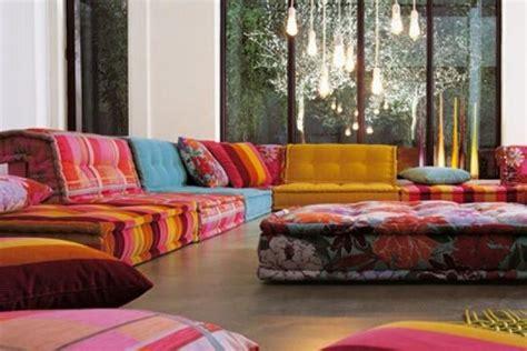 photos canap 233 indien maison du monde