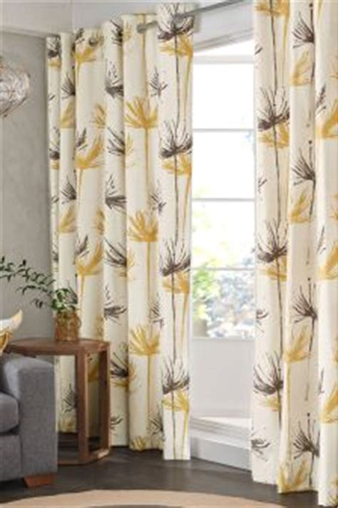buy eyelet yellow curtains curtains and blinds from the