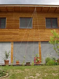 sichtschutz rankgitter mit seilen seite 1 terrasse With französischer balkon mit garten terrasse ideen