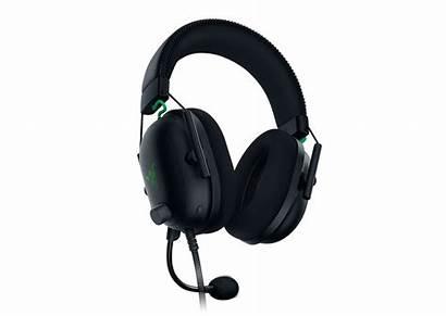 Razer V2 Blackshark Headset Gaming Usb Sound