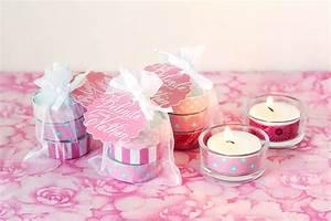 Washi Tape Tea Light Wedding Favors - Weddings Ideas from