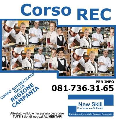 Di Commercio Rec by Corso Rec Requisito Professionale Per Il Commercio Napoli