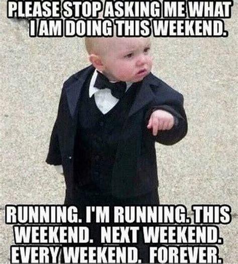 Funny Meme I'm Not Running