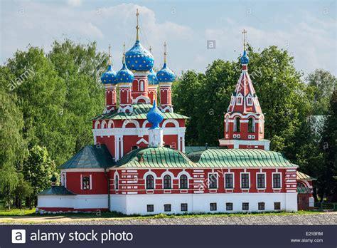 Portal Zum Erhalt Kirchen Nrws by Russland Uglitsch Kirche Des Demetrius Auf Das Blut