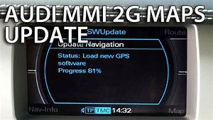 Audi Navigation Systems - Mmi Rns Bns Rmc Differences
