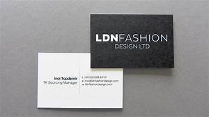 Ldn fashion design business card freestyle print london for Fashion design business cards
