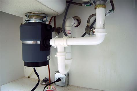 Kitchen Sink Stinks No Disposal by New Kitchen Drain I Installed A Garbage Disposal In