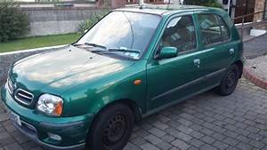 Nissan Micra 2001 : 2001 nissan micra for sale in walkinstown dublin from icello ~ Gottalentnigeria.com Avis de Voitures