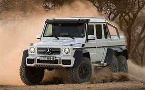 Mercedes 6 6 : mercedes benz g63 amg 6x6 priced at 547k photos 1 of 3 ~ Medecine-chirurgie-esthetiques.com Avis de Voitures