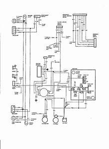 I Am Looking For A Simple Wiring Diagram For 1980 Gmc Pu  Need Picture Of Wiring From Alternator