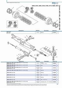 30 Ford 4610 Parts Diagram