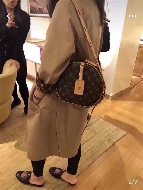 louis vuitton lv boite chapeau souple woman bag  box case monogram louis vuitton bag