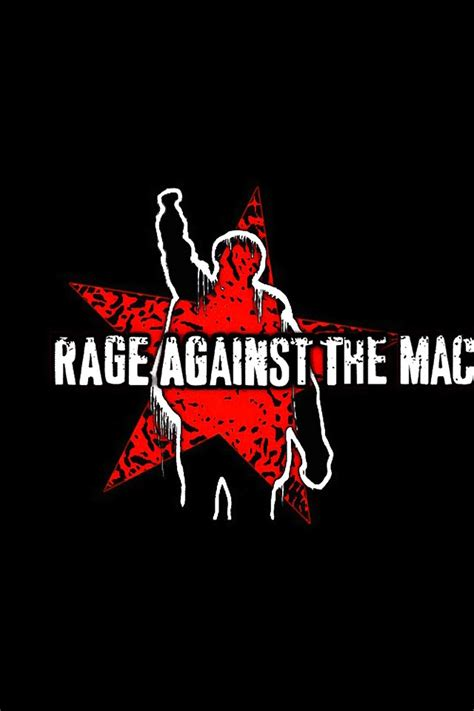 Rage Against the Machine iPhone Wallpaper