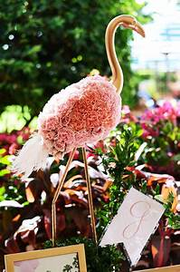 Beth39s Flamingo Inspired Baby Shower Palm Beach Lately