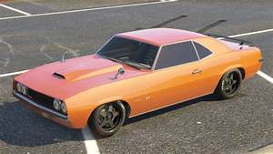 Orange Declasse Vigero Customized | GTA 5 Cars