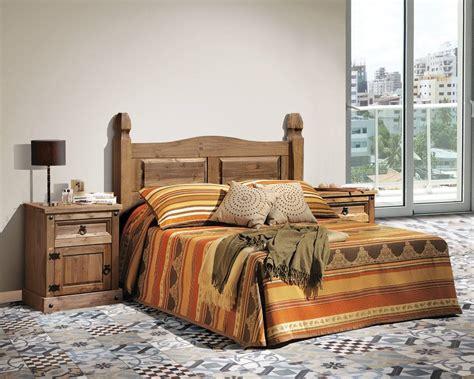 oferta de mueble  dormitorio rustico