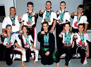 """Team Brunelle - Windsor's Own """"Karate Kids"""" - Biz X magazine"""