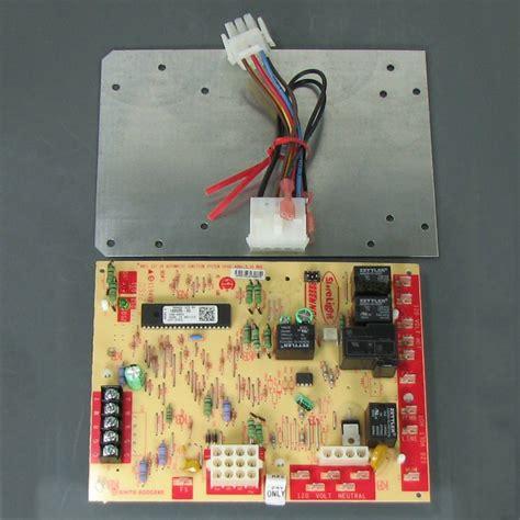 Lennox Surelight Ignition Circuit Board Shortys