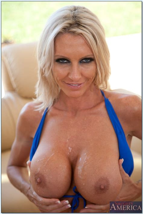 Young Guy Finds This Glamorous Bikini Milf To Be A Hot Sex