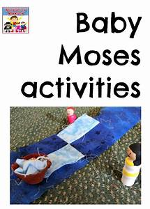 Baby Moses activities
