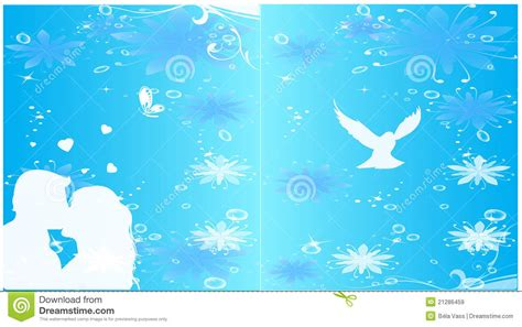 vector wedding invitation background royalty  stock