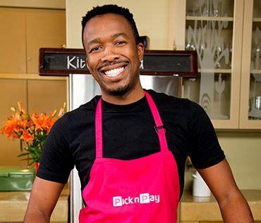 Lentswe Bhengu - TV personality and celebrity chef! # ...