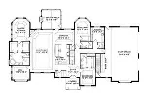 Surprisingly Open House Plans by Open Floor Plans Perks And Benefits