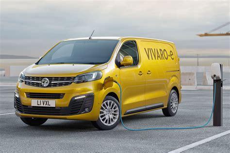 Vauxhall Vivaro-e electric van to star at CV Show 2020 ...