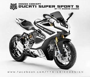 Big Sport Bike : tt bigbike design ducati super sport s design concept 1 ~ Kayakingforconservation.com Haus und Dekorationen