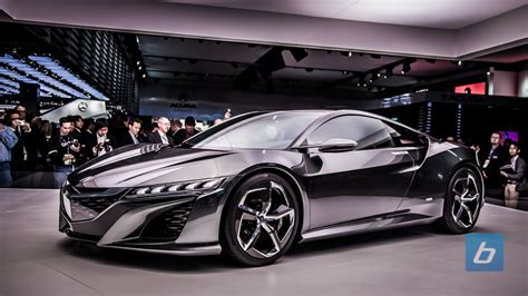 Next-Gen Honda / Acura NSX Available For Pre-Order