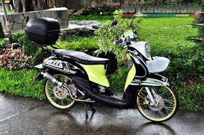 modifikasi motor yamaha mio fino modifikasi motor fino yamaha motorcycle vehicles