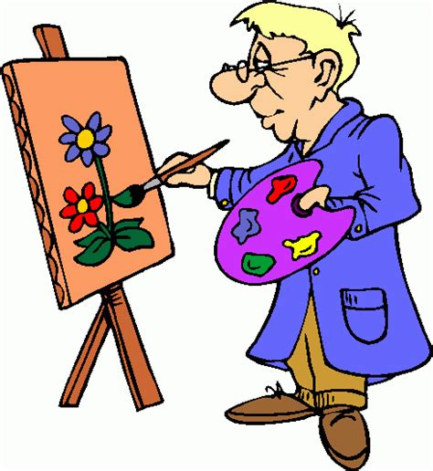 artists clipart artist easel clipart clipart panda free clipart images