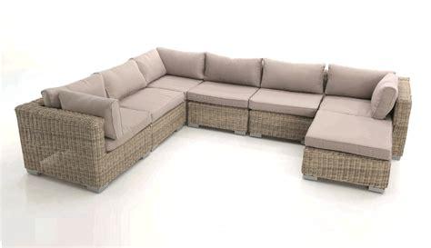 sofa lounge terraza sofa modular lounge rattan natural java www regaldekor