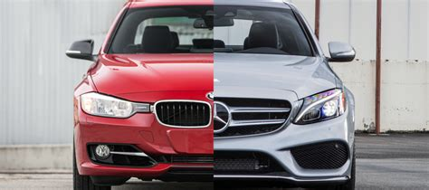 differences  bmw  mercedes benz