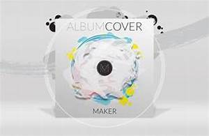 photoshop album cover maker medialoot With cd cover maker online