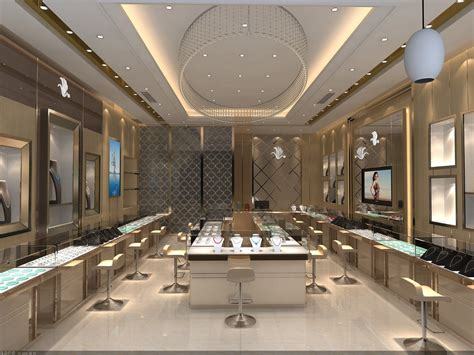 Jewelry shop design jewelry store kiosk customize for you