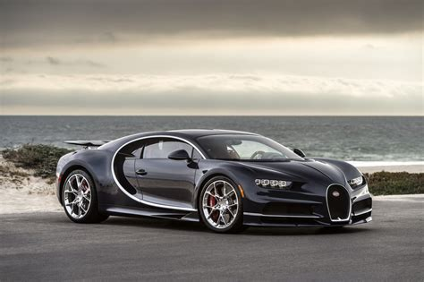 Bugatti Remotely Monitors Chiron Supercars With Racing