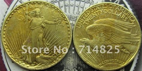 1923 gold 20 gaudens eagle in non currency