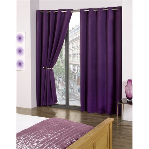 cali blackout eco friendly plain thermal woven curtains