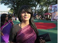 Transgender Bangladeshis known as hijras hold Dhaka's